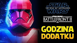 GODZINA ZE SKYWALKER ODRODZENIE! Star Wars Battlefront 2 PL