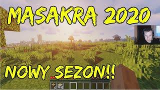 Minecraft 2020 POCZĄEK PRZYGODY