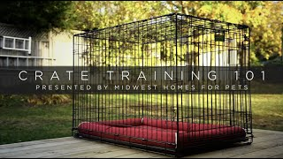 Crate Training 101 Presented By MidWest Homes For Pets