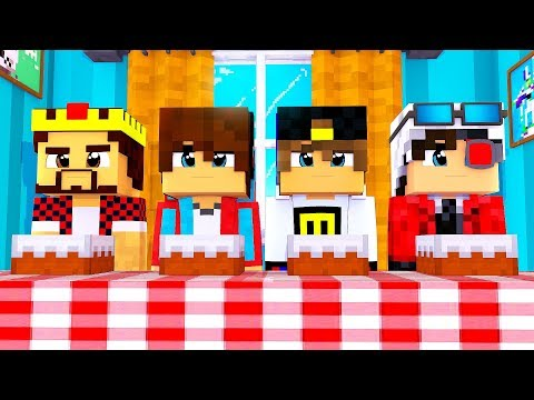LITTLE BIG - GO BANANAS -  МАЙНКРАФТ КЛИП! LITTLE BIG - GO BANANAS VS MINECRAFT!