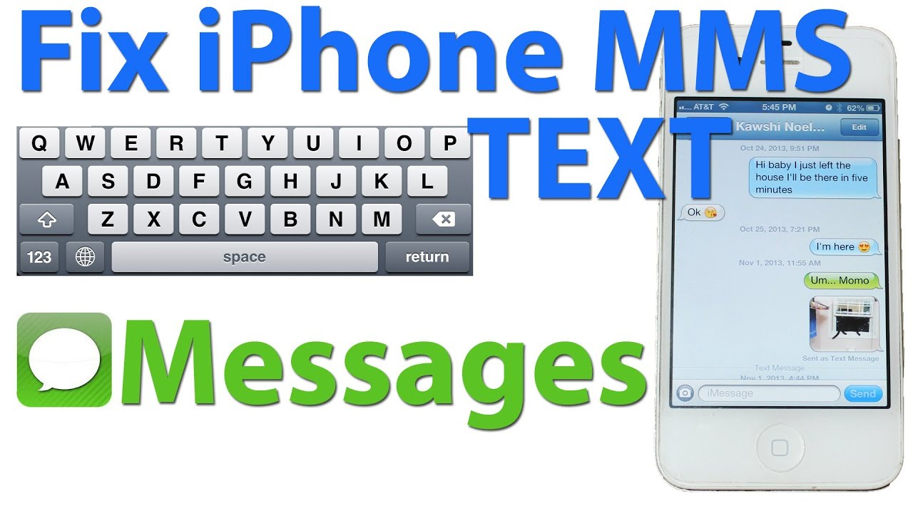 mms messaging iphone 1 solution fix photo texting on any iphone repair 12641