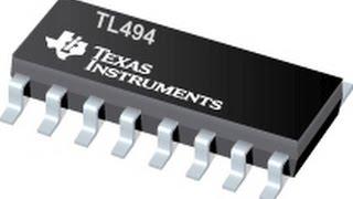 Принцип работы микросхемы TL494