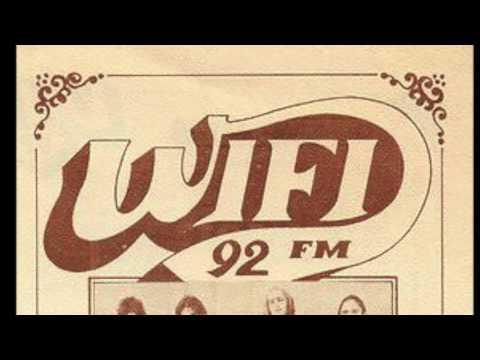 WIFI 92 Philadelphia - Joey Mitchell - 1976