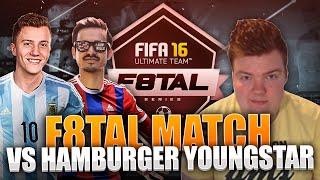 FIFA 16 : LEGEND PELÉ - F8TAL GERMANY #6 - SPIEL VS. HHYOUNGSTARS !! | FeelFIFA