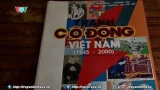 Tranh cổ động với hình tượng Chủ tịch Hồ Chí Minh