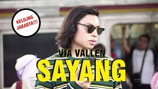 SAYANG - VIA VALLEN (COVER BY RHENO POETIRAY)
