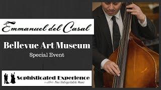 Emmanuel del Casal Trio, Bellevue Art Museum