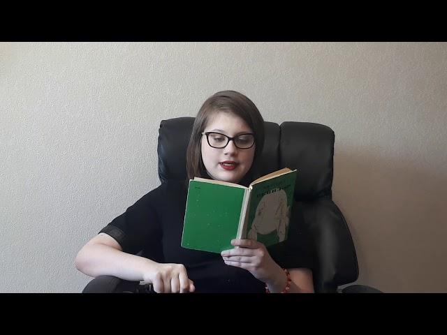 Изображение предпросмотра прочтения – АннаЛобанова (Минайленко) читает произведение «Ревизор» Н.В.Гоголя