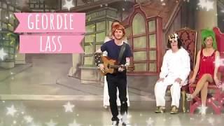 Geordie Ed Sheeran Spoof