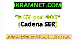 """ikramnet.com en (Cadena Ser) """"Hoy por hoy)"""