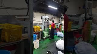 성은기계: 종량제봉투압축기