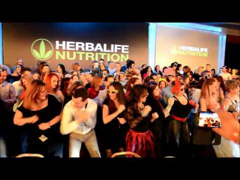 Herbalife Greece Kick Off Event - LDW - Party Time - February 6-7