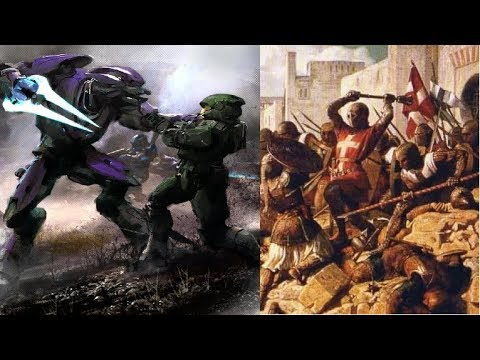 How Halo Used Real Religion To Enhance Its Story