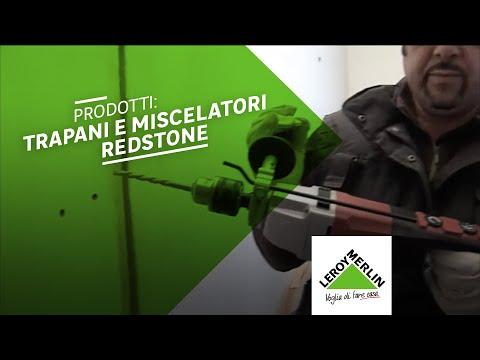 Elettroutensili Redstone Per Miscelare Prodotti Leroy Merlin Youtube