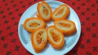 ডিমের সুন্দরী পাটিসাপটা পিঠা রেসিপি /dim pitha recipe