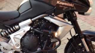 Kawasaki Versys 650 - 2010 Walk around