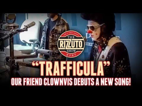 CLOWNVIS - Trafficula - LIVE DEBUT [Rizzuto Show]