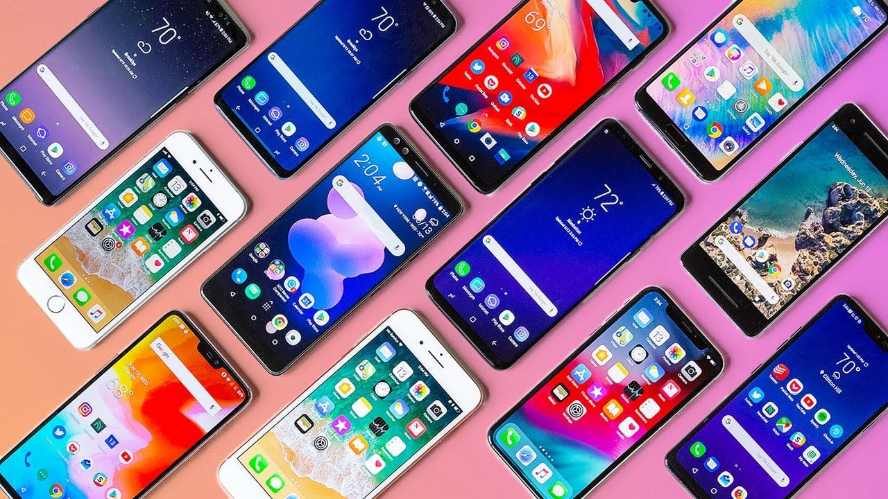 467ba743f6 This is the best phone you can buy in 2018 - YouTube