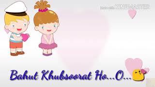 Bahut khubsurat ho whatsapp status