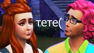 университет продолжает расстраивать на протяжении 10 минут - The Sims 4