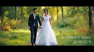 Bruiloft Jan-Willem & Mirjam