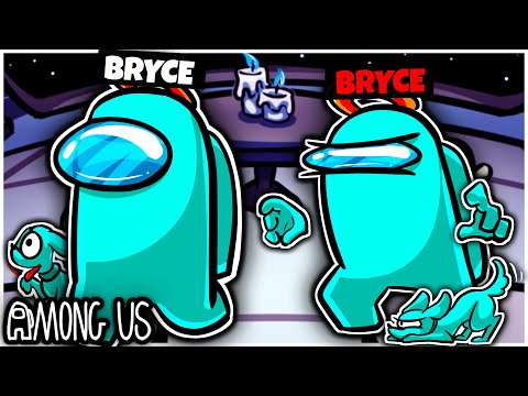 Among Us But I'm 2 People At Once! (ft. H2O Delirious, Cartoonz, & More)