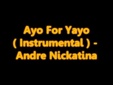 Ayo For Yayo ( Instrumental ) - Andre Nickatina