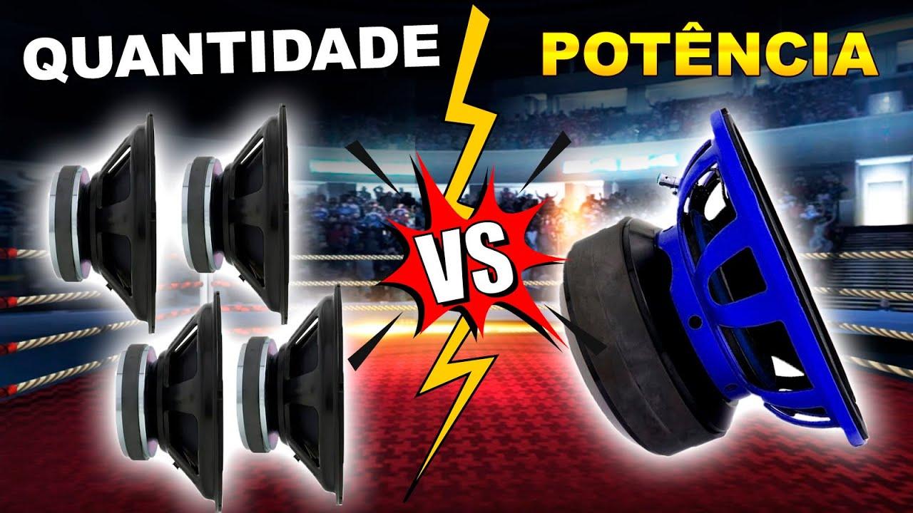 Download POTÊNCIA VS QUANTIDADE DE ALTO FALANTES