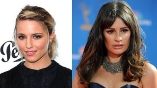 Dianna Agron Not Invited to Cory Monteith Glee Tribute Episode