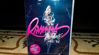 Unboxing Rihanna - DVD Diamonds World Tour Live (Duplo) FAN MADE