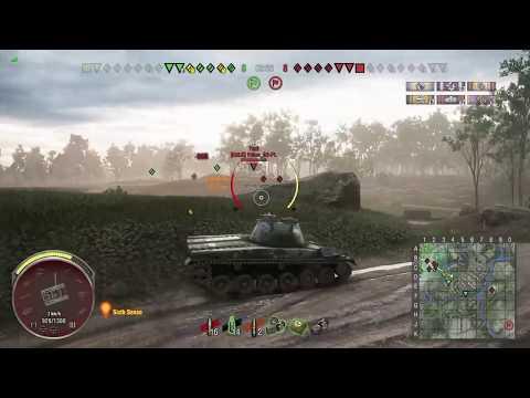World of Tanks - Mutz - Thiepval Ridge - My 1st Oskin's