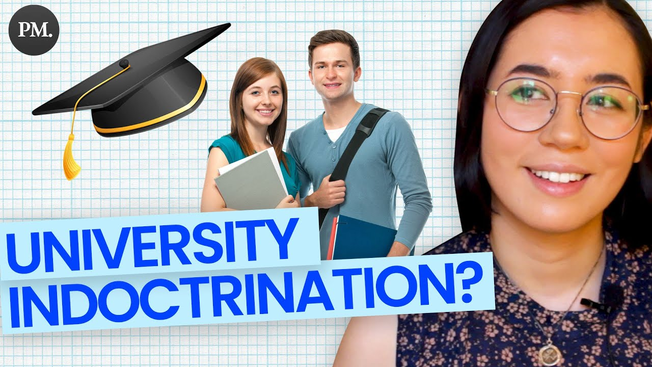 Are Universities Really Indoctrinating Their Students?