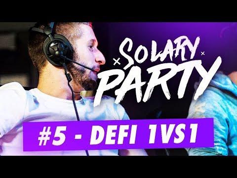 Solary Party 2018 #5 - 1vs1 Mundo sur League of Legends ! thumbnail