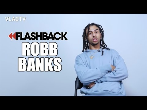 Flashback: Robb Banks on Helping XXXTentacion When He Got Jumped
