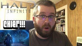 Halo Infinite - E3 2019 - Discover Hope Reaction!