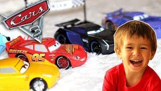 Juguetes Disney Cars 3 Rayo Mcqueen Cruz Ramirez Jackson Storm Daniel Swervez