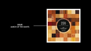 Solee - March of the giants | Parquet Recordings