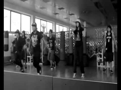 BONE... choreography....david banner swag
