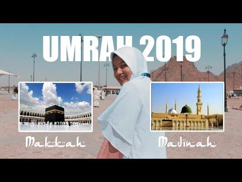 UMRAH 2019 ANDALUSIA