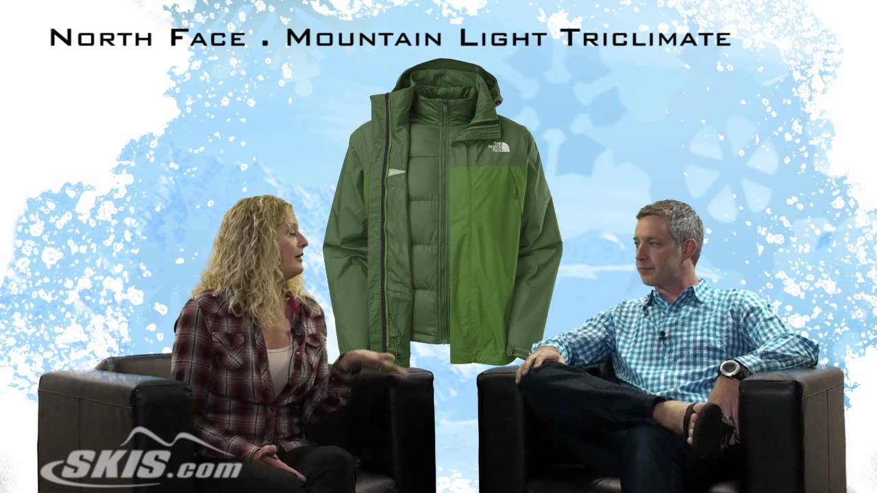 2014 North Face Mountain Light Triclimate Mens Jacket Overview by ... 3edb1af8e