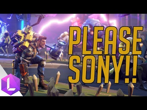 Please Sony, LET US PLAY!! | Fortnite News