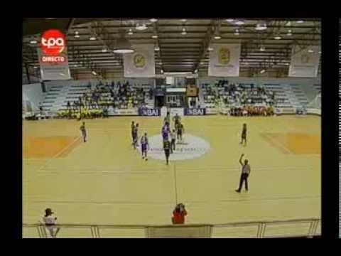 Carlos Morais: Moments - Libolo vs Petro | 30/01 - BAI Basket