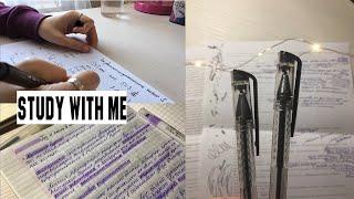 Study With Me №17 📝| Итоговое Сочинение | Подготовка К ЕГЭ | Учись Со Мной | Вдохновение Для Учебы