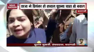 Girl wearing 'Namo' t-shirt harassed at Priyanka Gandhi's rally in Varanasi