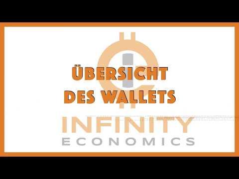 Infinity Economics-Portfel-przeglad funkcji DEUTSCH-POLSKI