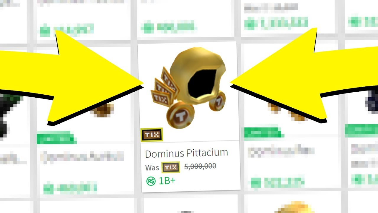roblox account with dominus