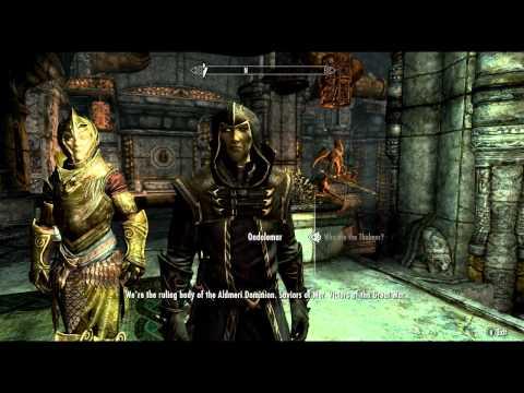 Darksend the dragonborn: Skyrim Episode 24 - Spy Games in Markarth (Compelling Tribute)