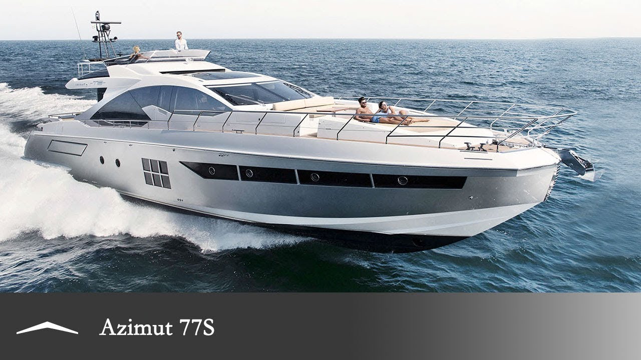 Azimut 77s Azimut Yachts Official Luxury Yacht Sales