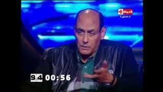 """شاهد .. أحمد بدير: """"السبكي الوحيد اللي شغال سينما.. كتر خيره"""""""