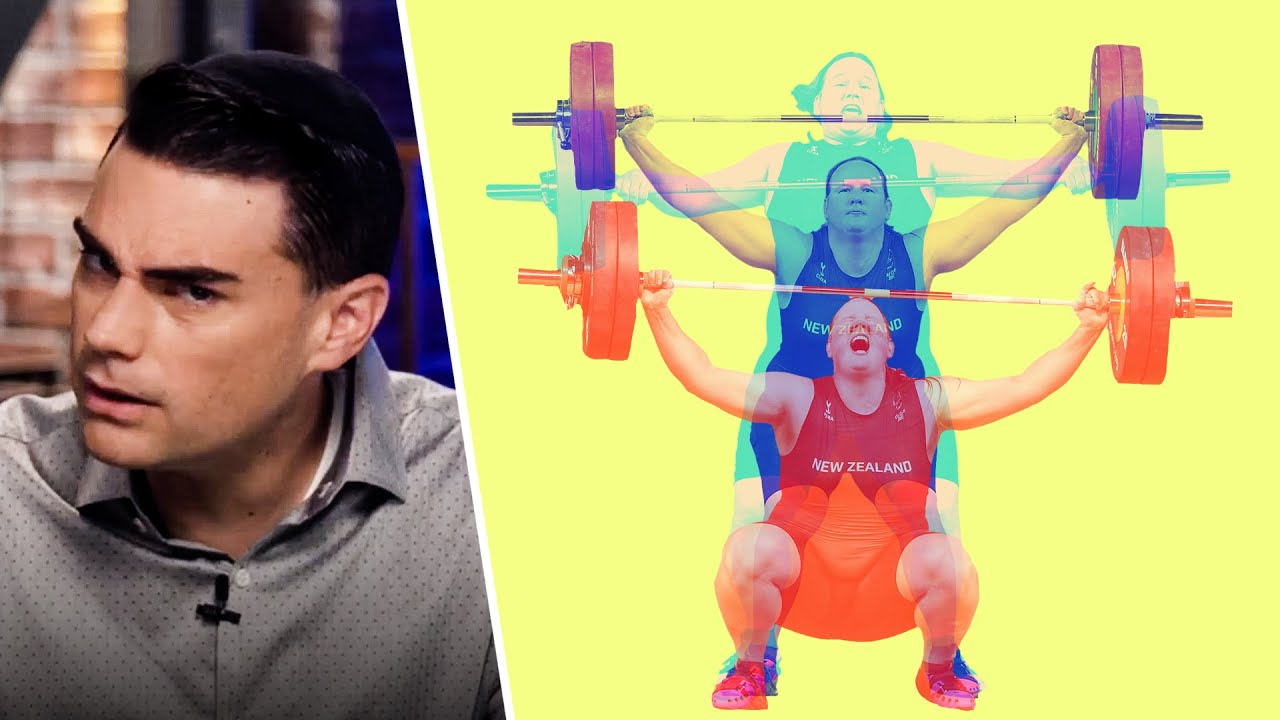 Shapiro REACTS To Olympics' First Trans Athlete